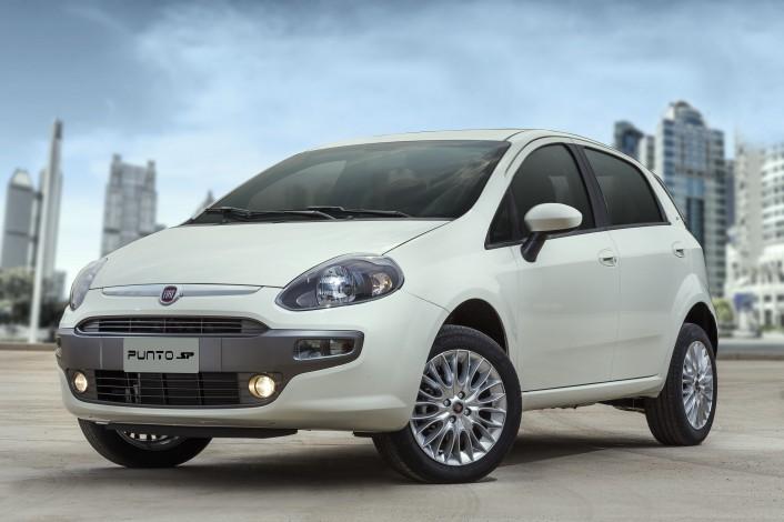 Fiat Punto 5 portes