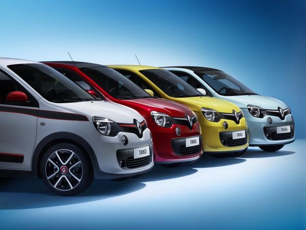 Renault Twingo Automatique