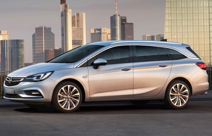 Opel Astra Sportourer